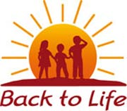 Logo: Back to Life e.V.
