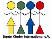 Logo: Bunte Kinder International